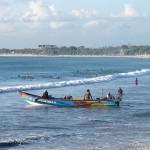 Jimbaran Beach is one of Bali's best beaches – and it has Sundara