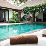 In Bali, luxury villas in Seminyak with private pool are all the rage