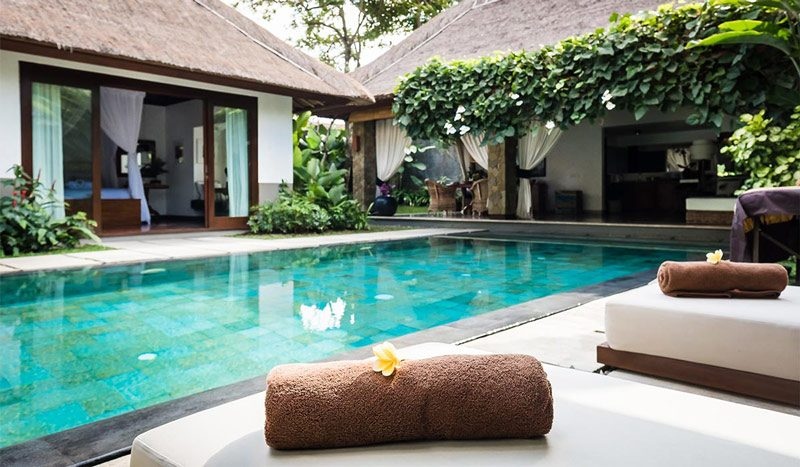 luxury villas in Seminyak with private pool