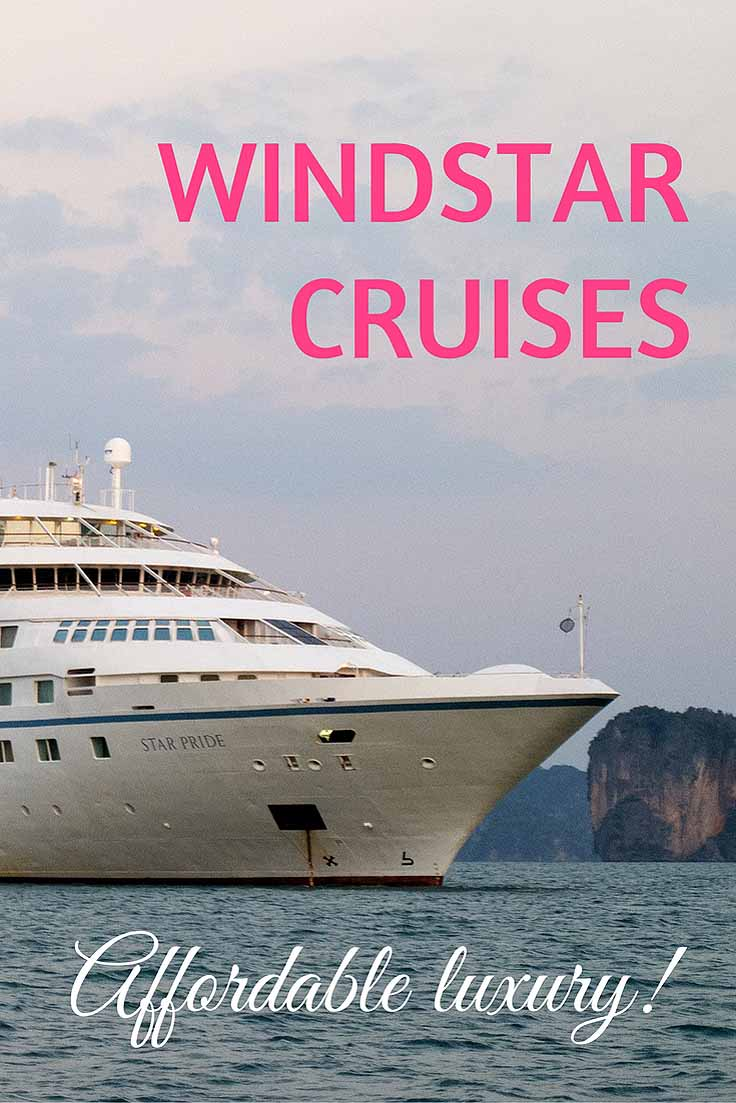 Windstar Cruises new yachts