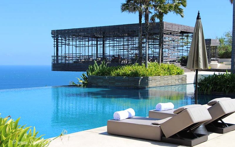 most luxurious hotel in bali - alila villas uluwatu