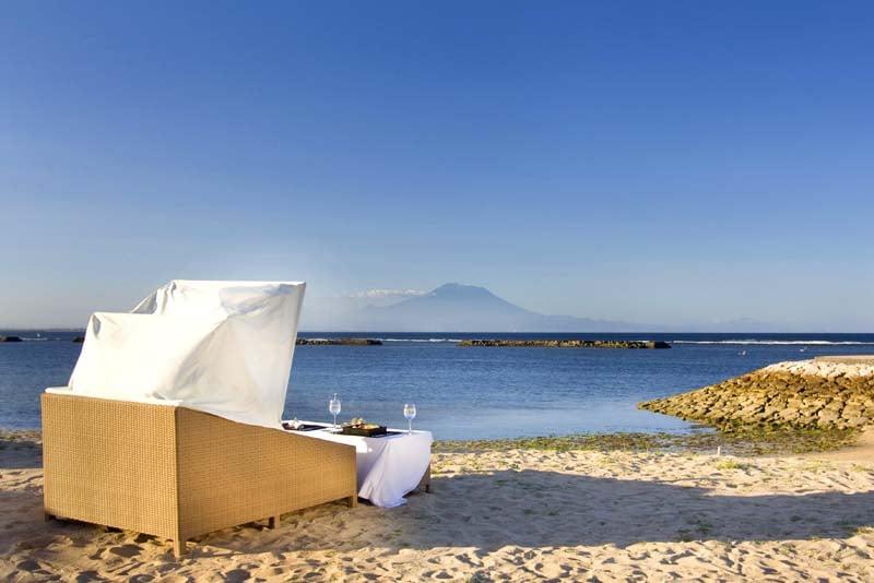 Breakfast on the beach? photo Kayumanis Nusa Dua