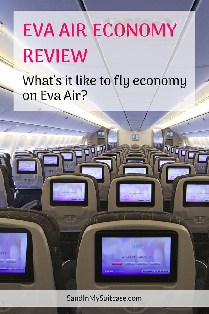 EVA Air Economy review