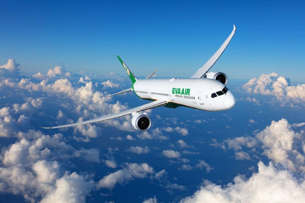 Eva Air review