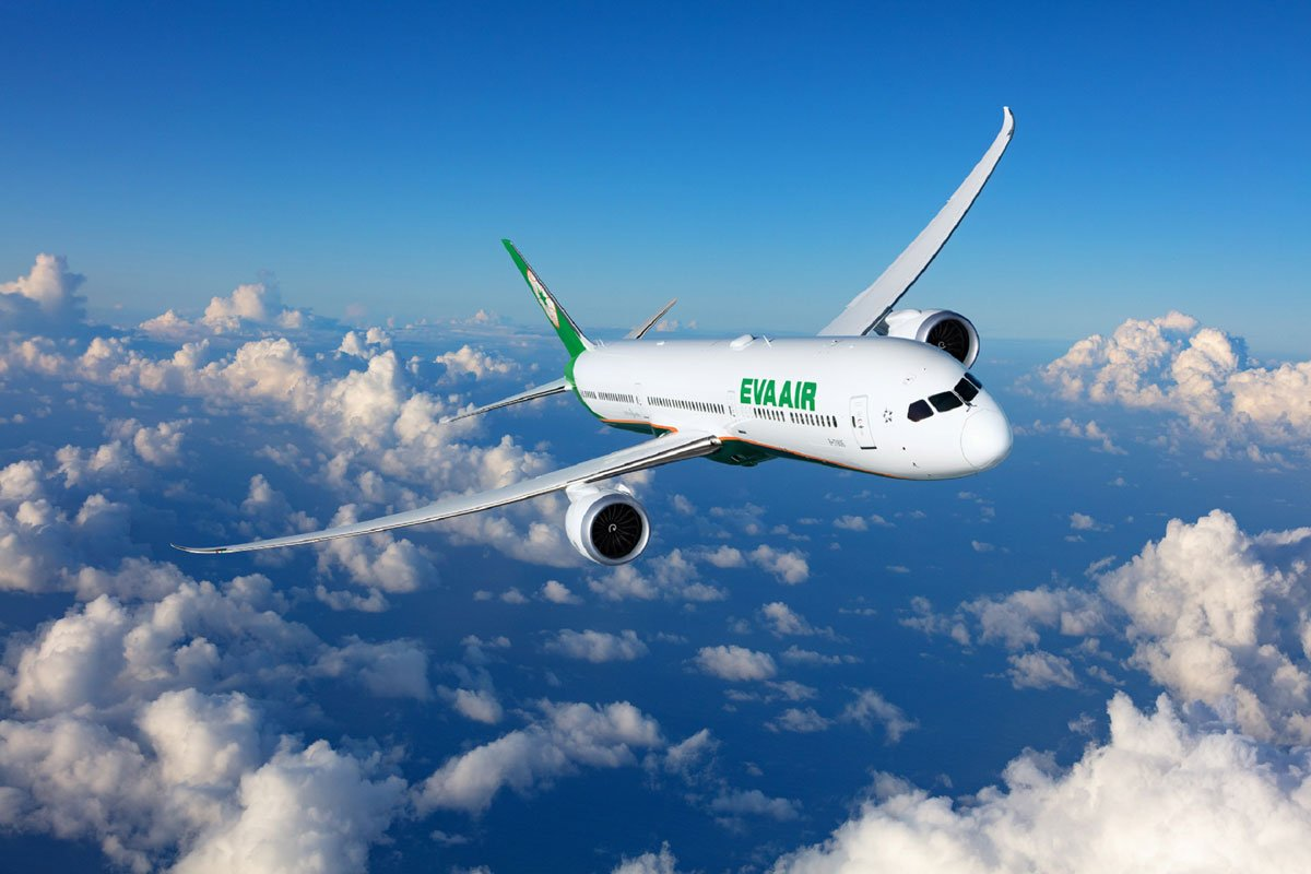 EVA Air review: We'll fly Economy with them again!