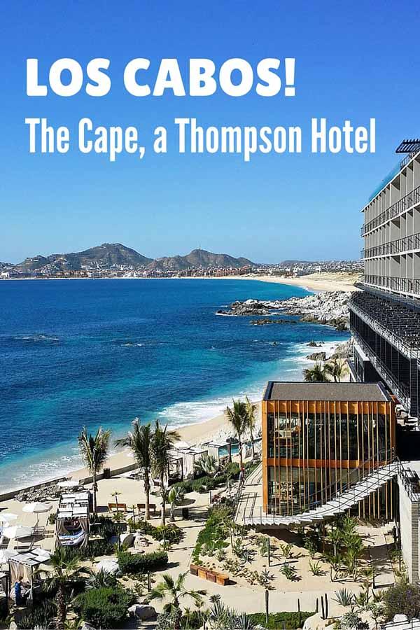 The Cape Cabo, a Thompson Hotel