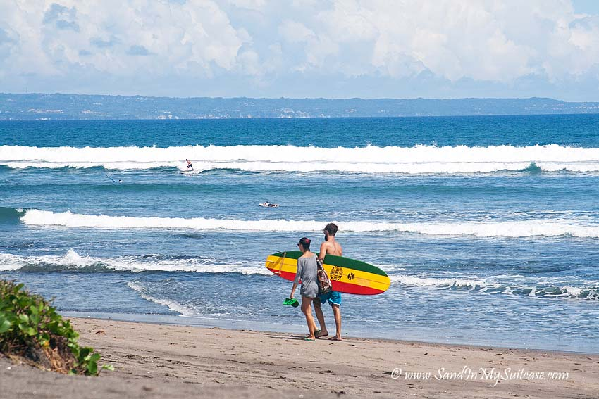top things to do in bali - surfing