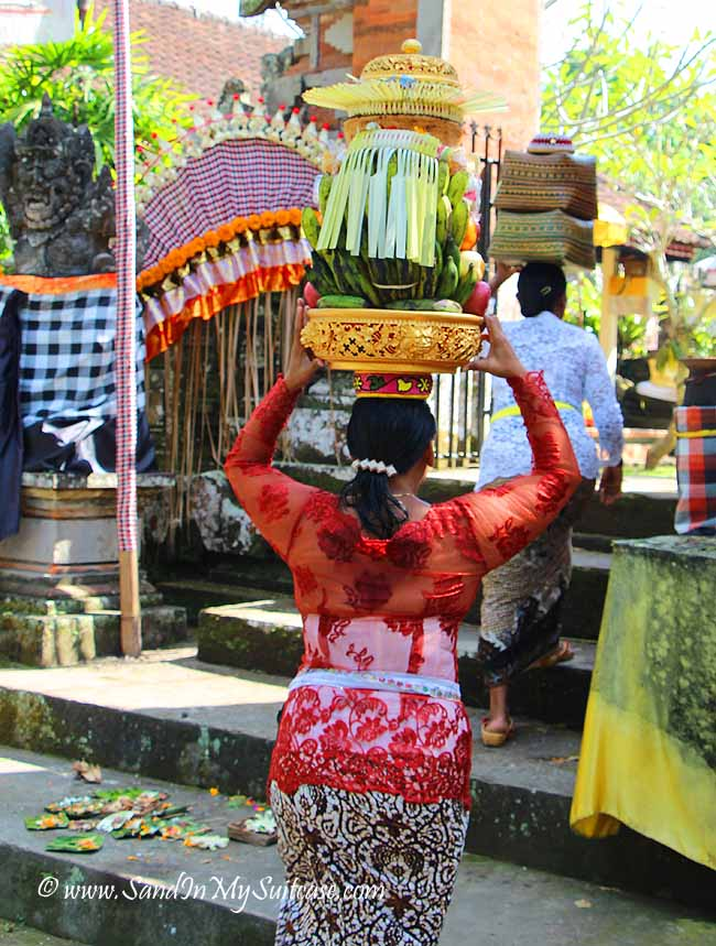 top things to do in Bali - temple culture