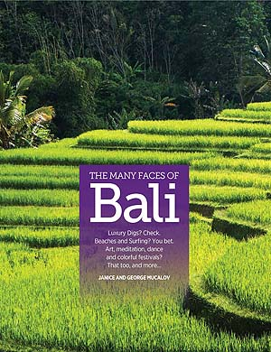 The Many Faces of Bali (2)