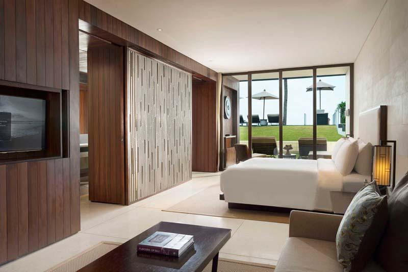 Alila Seminyak terrace suite