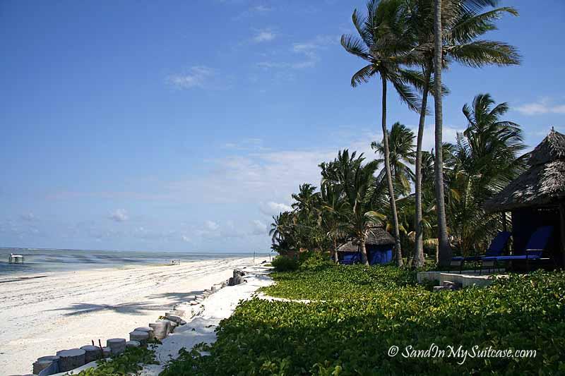 most beautiful beaches in the world - bwejuu beach