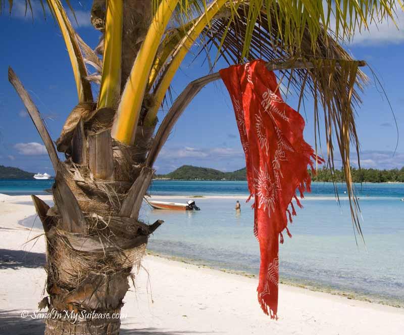 prettiest beaches in the world - bora bora