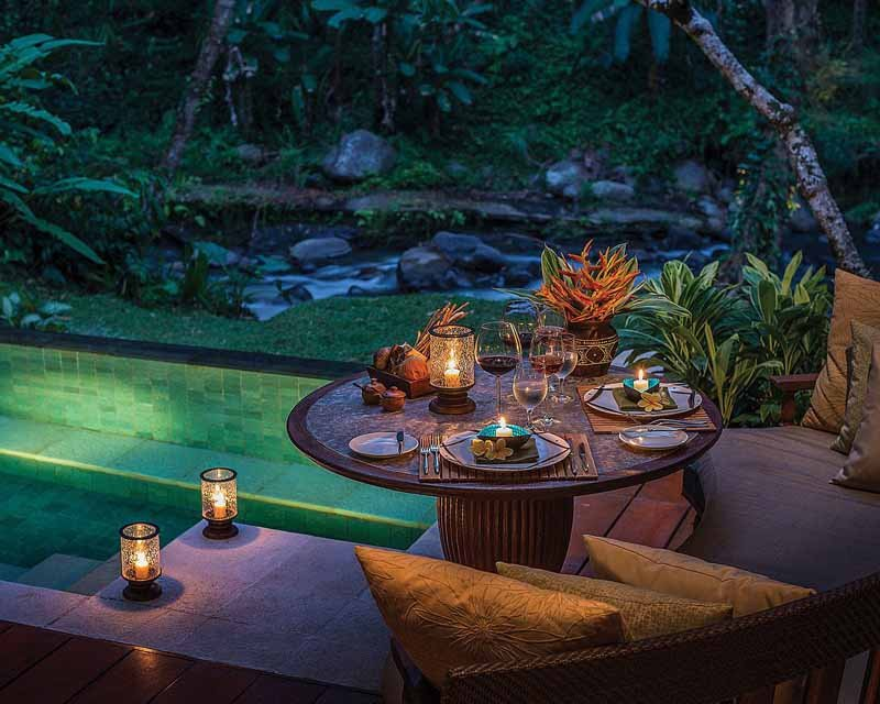 Best Luxury Hotels In Bali Four Seasons Sayan