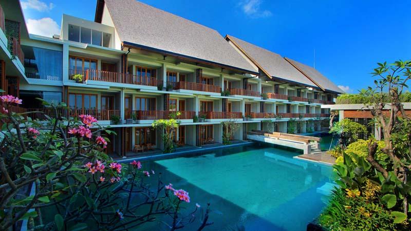 Canggu hotel: The Haven Suites Berawa