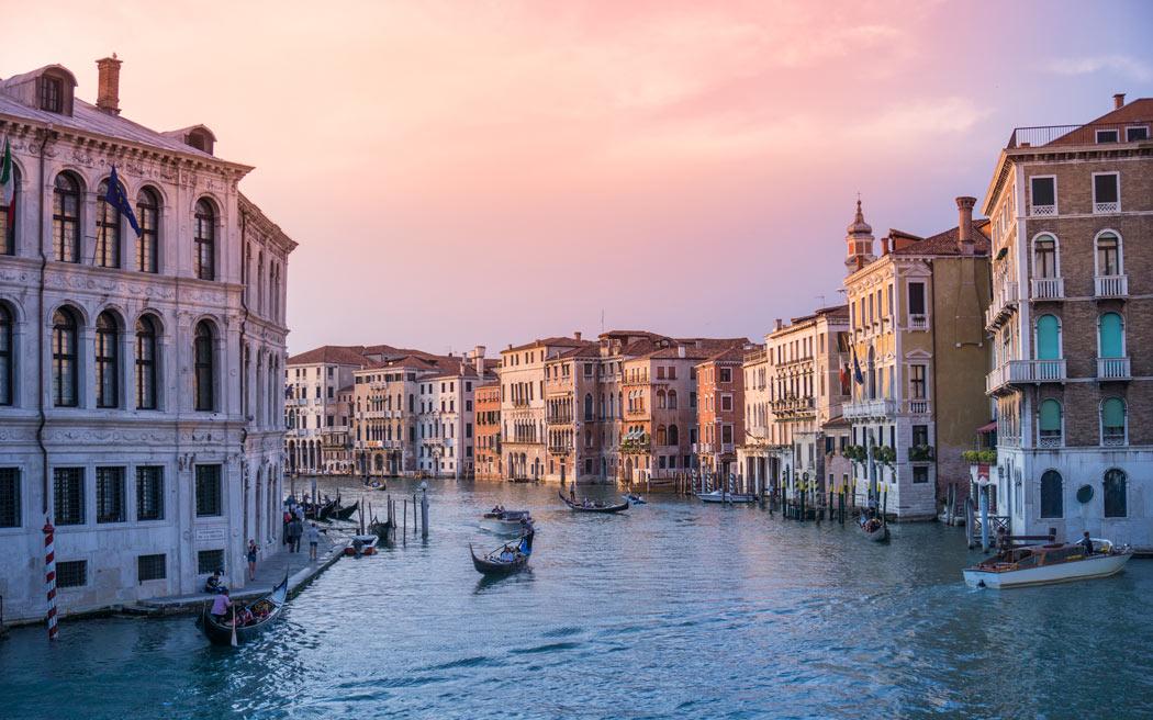 Venice: City of Romance