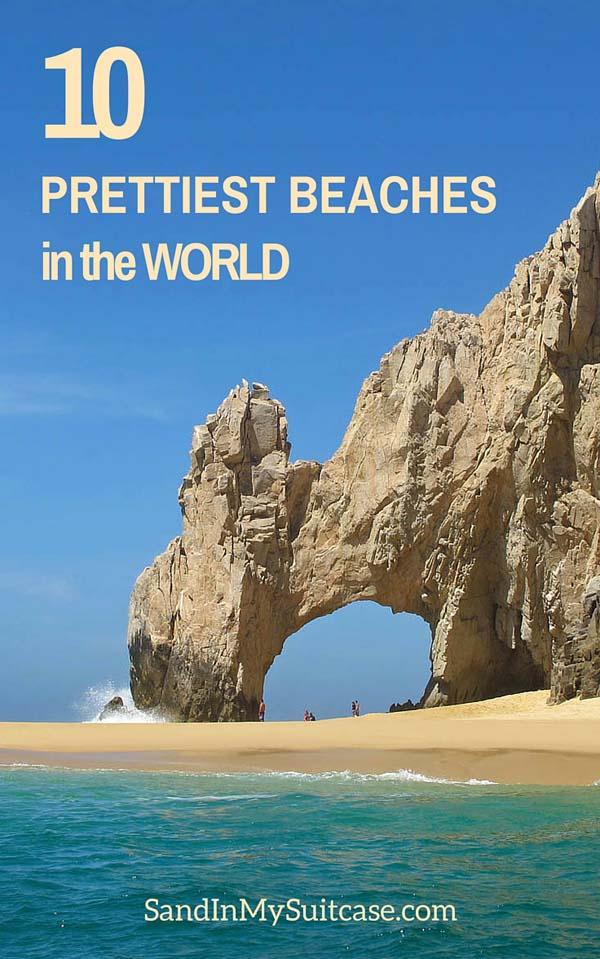 prettiest beaches in the world