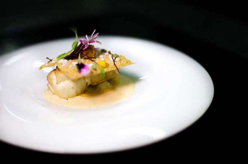 Grand Velas Riviera Maya food at Cocina de Autour