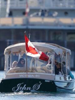 Harbour Ferries Victoria ride