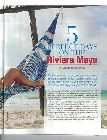 5 Perfect Days on the Riviera Maya - Interval World, Spring 2016-page-002
