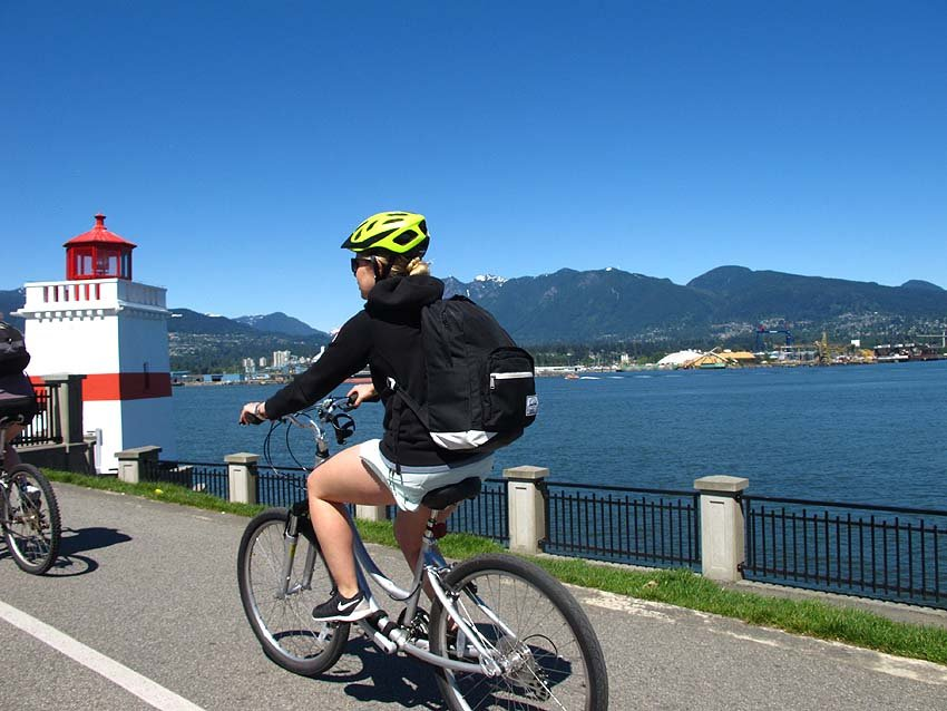 5 Best Stanley Park Bike Rentals For Biking Stanley Park