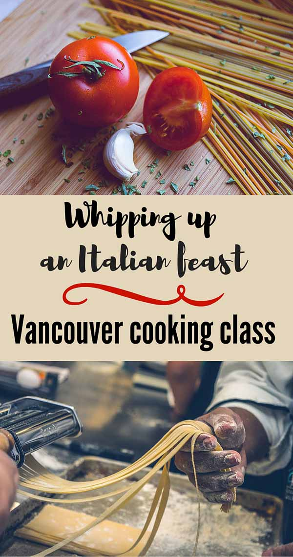 vancouver cooking class