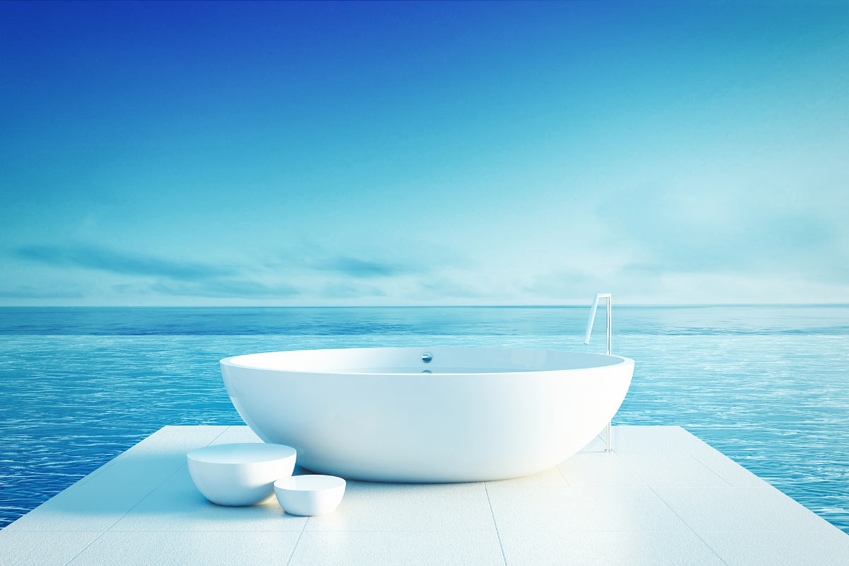 Best Hotel Bathrooms in the World