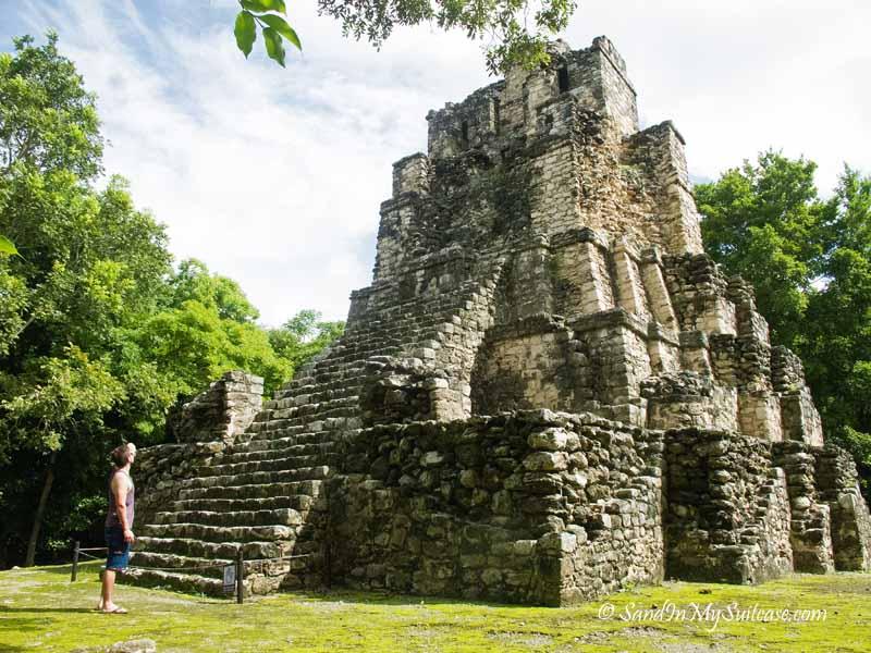 Mayan Riviera ruins - Muyil