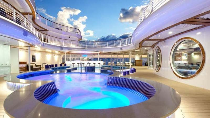Disney cruise for adults? Yes, no kids allowed in this pool
