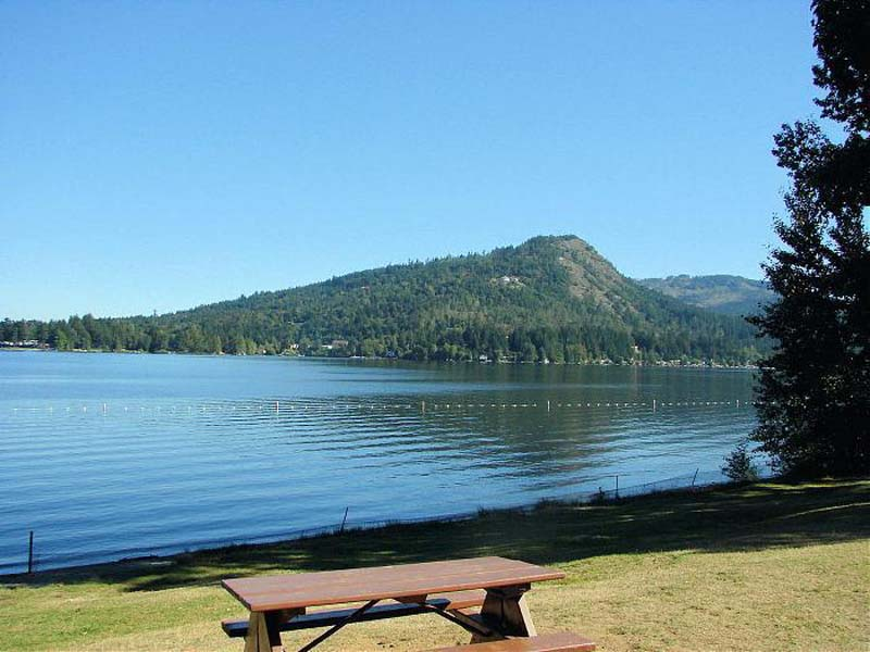 best beaches in Victoria - West Shawnigan Lake Park