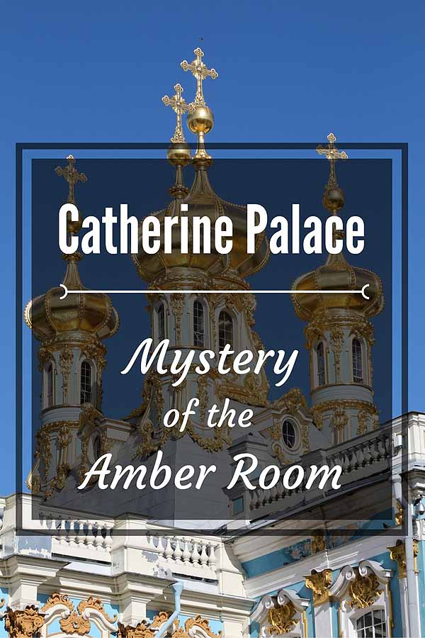 amber room at catherine palace