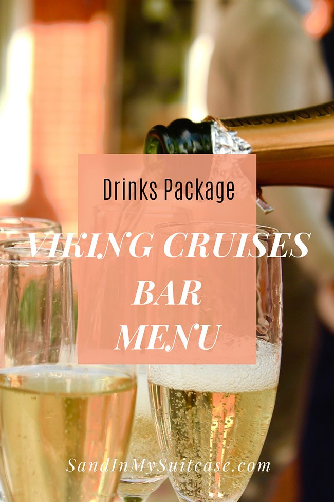 Viking Cruise drinks package
