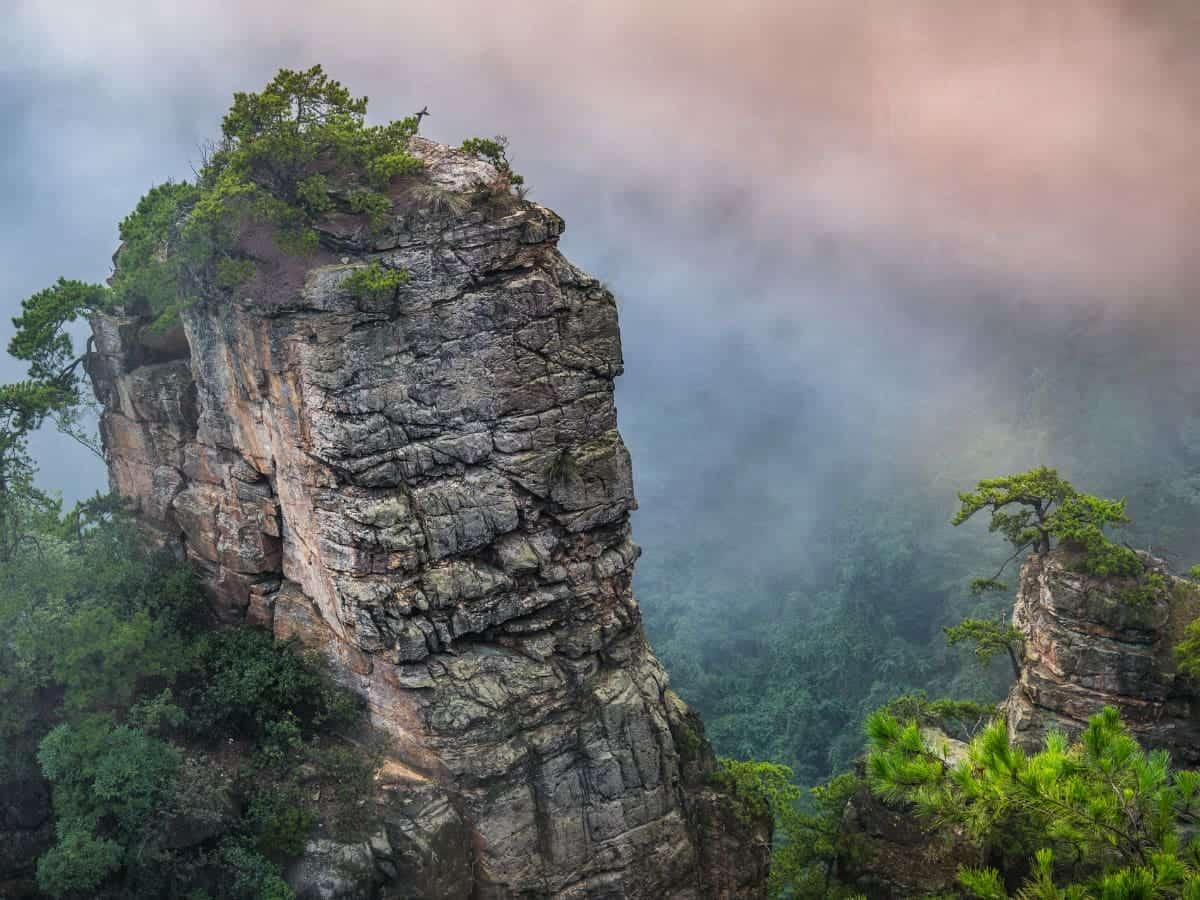 Avatar Mountains, Zhangjiajie