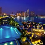 Singapore's Fullerton Bay Hotel: Stylish glamor in the Lion City