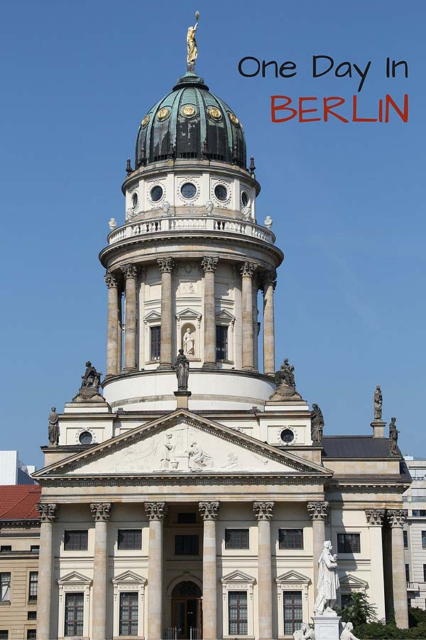 one day in berlin - travel guide