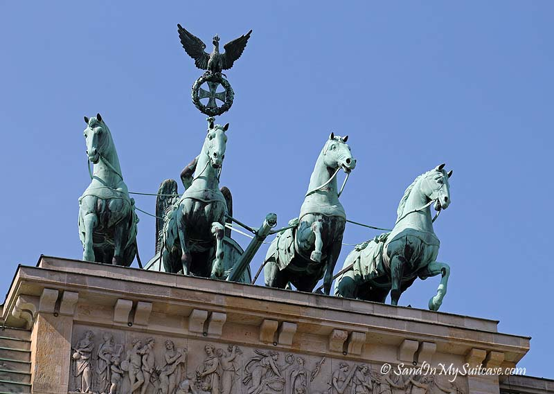 One day in Berlin: Brandenburg Gate