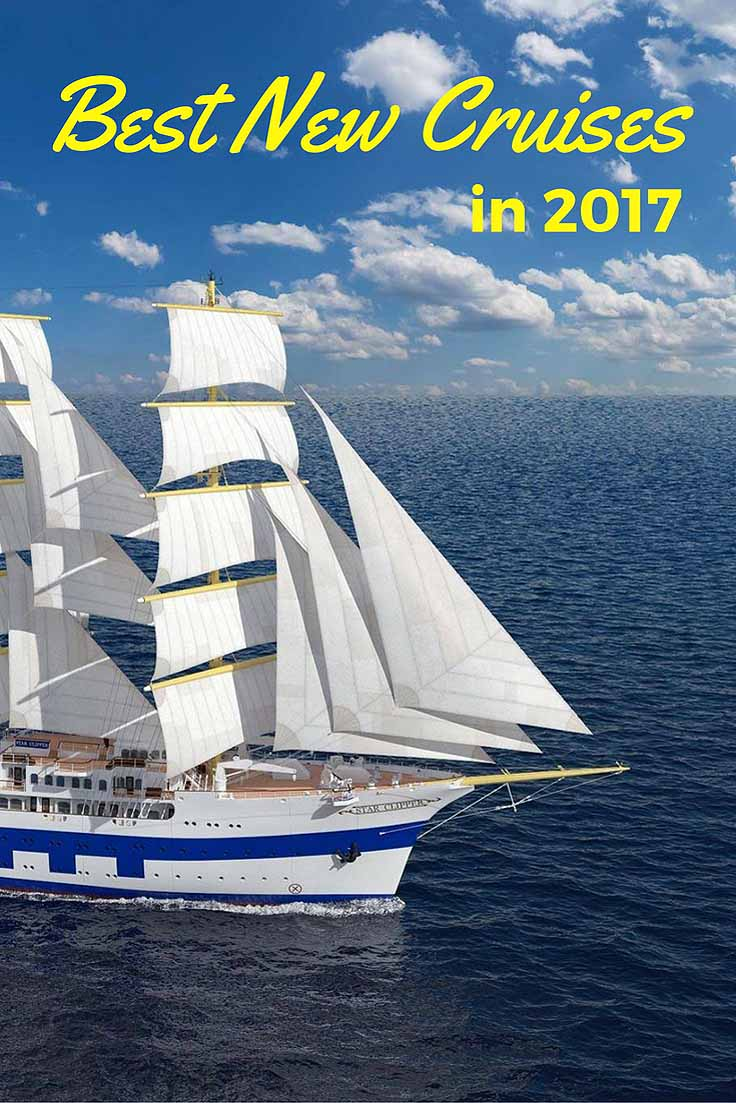 best new cruises in 2017