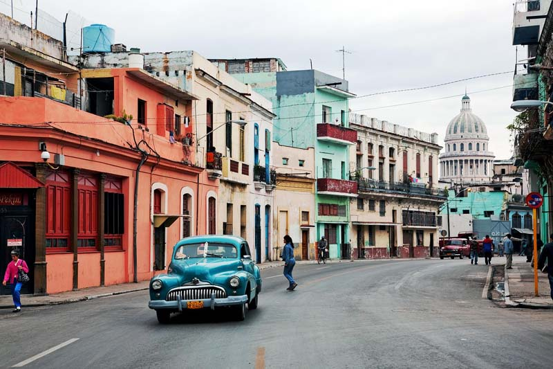 best new cruises in 2017 - cuba