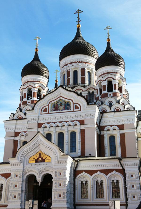 Alexander Nevsky Cathedral Tallin