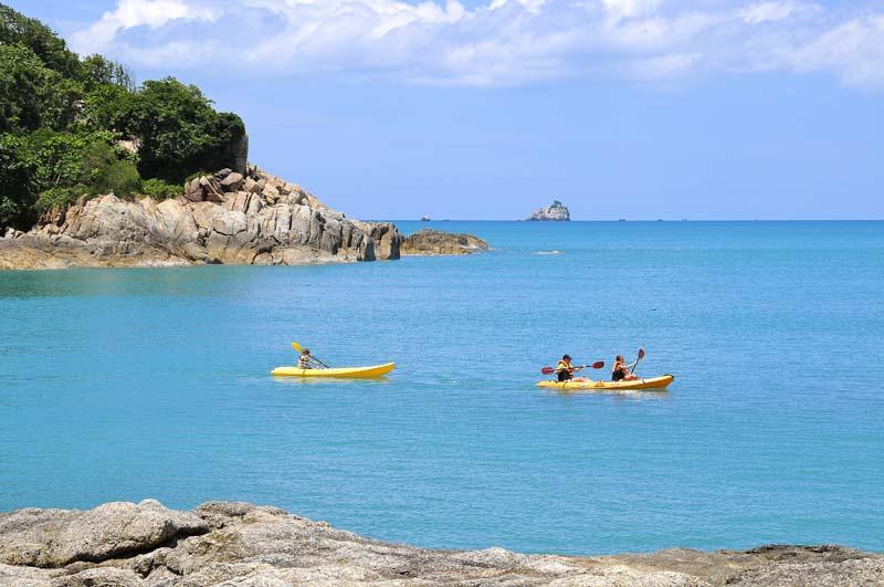 Tongsai Bay review