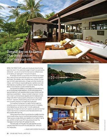 Phenomenal Why Youll Love This Koh Samui Luxury Resort Tongsai Bay Review Download Free Architecture Designs Momecebritishbridgeorg