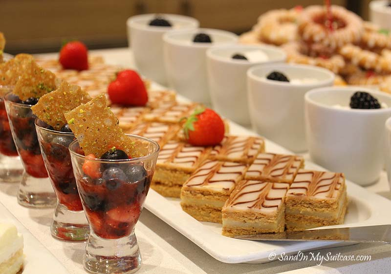 viking star review - desserts