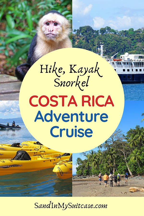 Costa Rica cruise with UnCruise Adventures