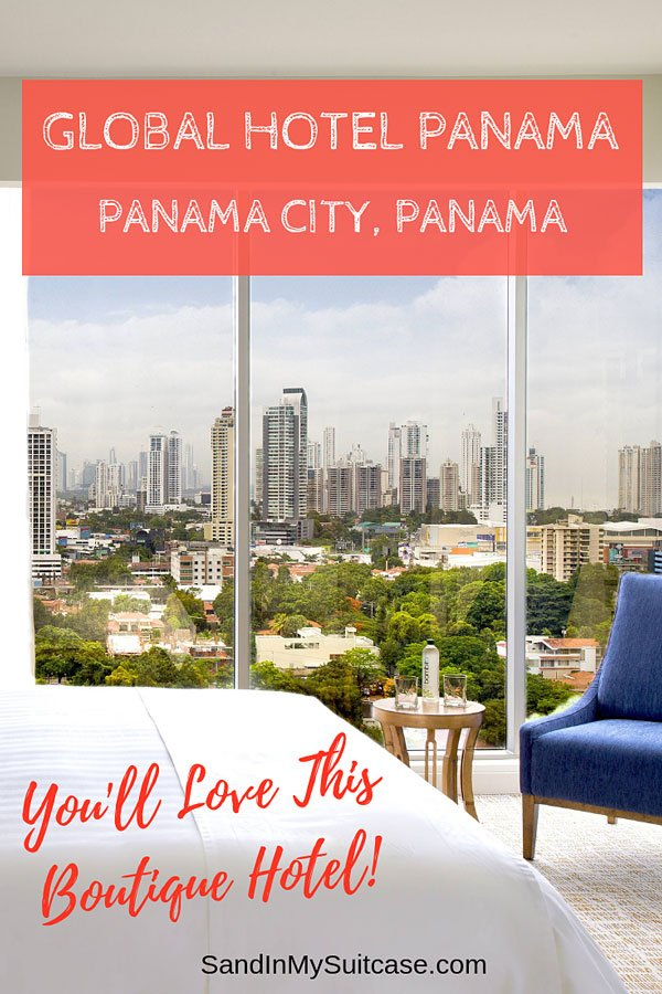 Review of the Global Hotel Panama, Panama City