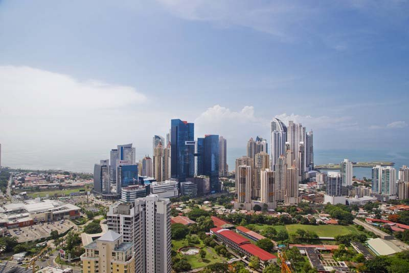 Why stay at the Global Hotel Panama? For bubbly and boutique style!
