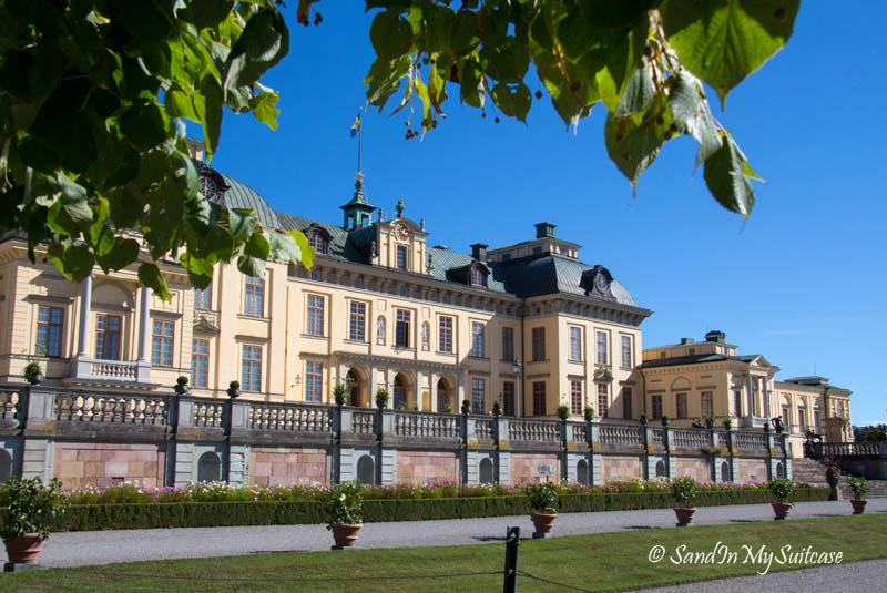 drottningholm palace stockholm