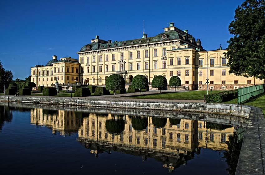 Stockholm's Drottningholm Palace