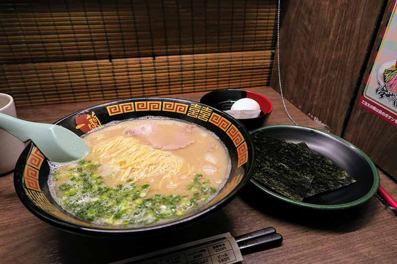 Delicious food is one of the reasons to visit Osaka