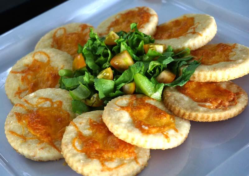 Chinzombo lunch