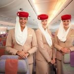 Review of Emirates Airlines Economy Class and Dubai Airport Hotel