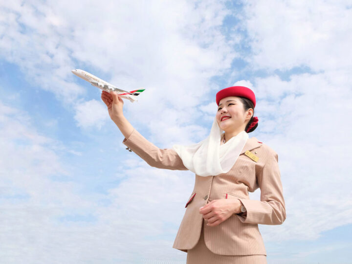 Emirates Economy Class Review